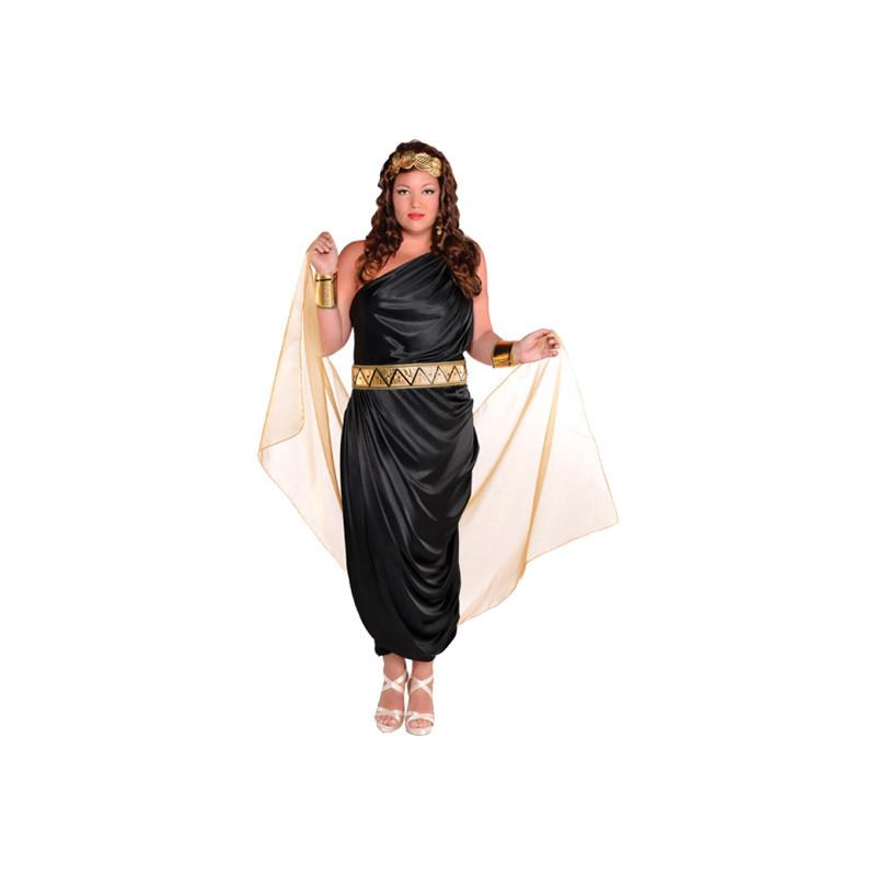 Cleopatra Plus-size Maskeraddräkt - X-Large