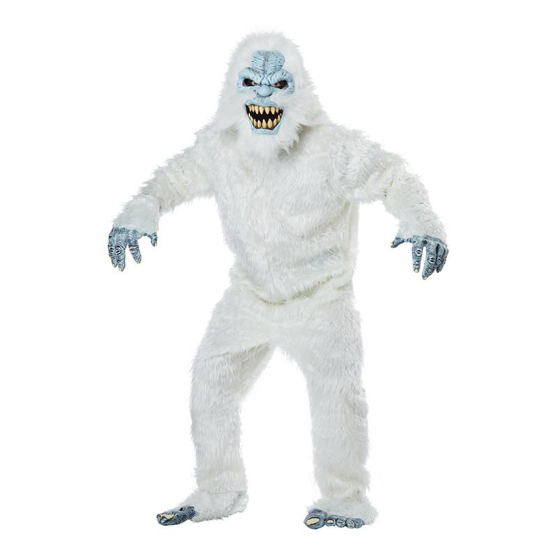 Snöodjuret Maskeraddräkt - One size