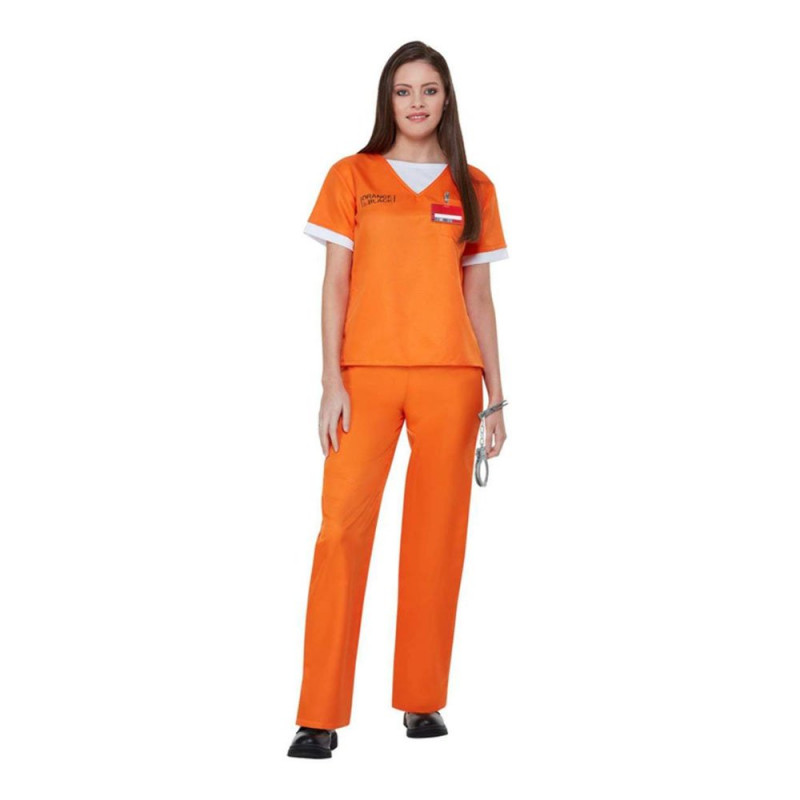 Orange is The New Black Maskeraddräkt - Small