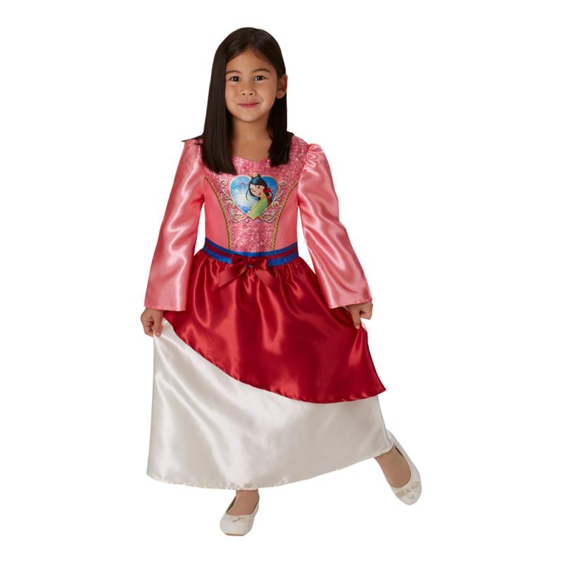 Mulan Barn Paljettklänning - Toddler