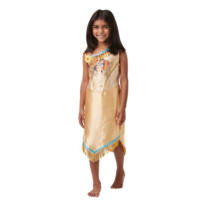Pocahontas Barn Paljettklänning - Toddler