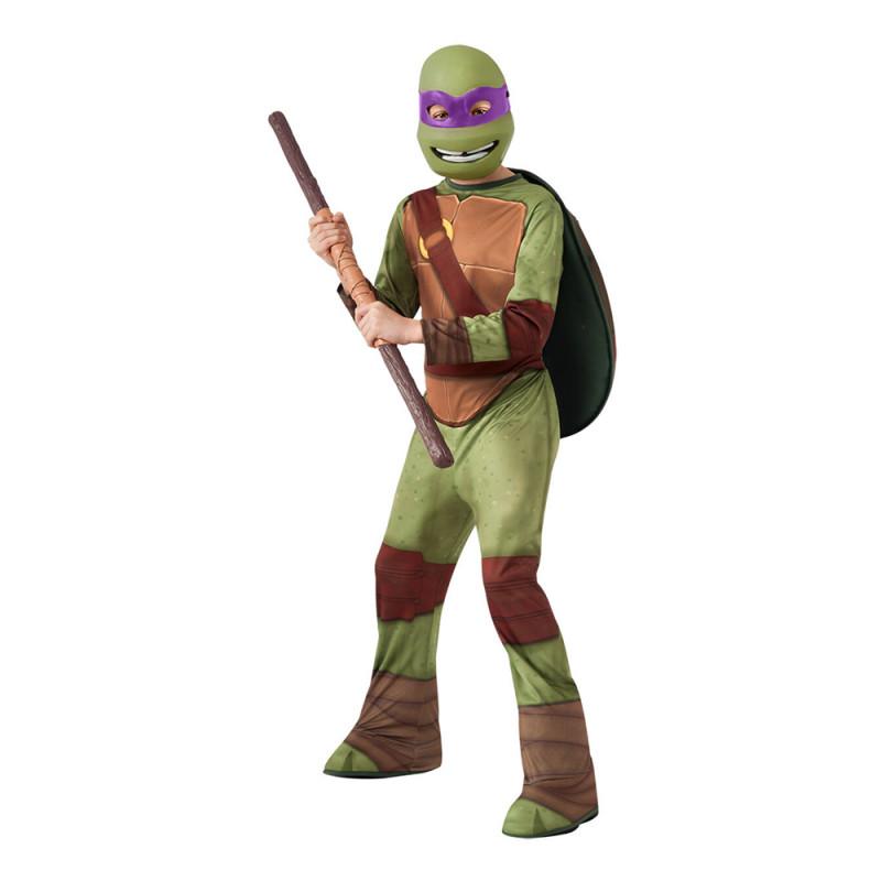 TMNT Donatello Barn Maskeraddräkt - Small