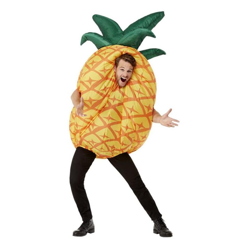 Uppblåsbar Ananas Maskeraddräkt - One size
