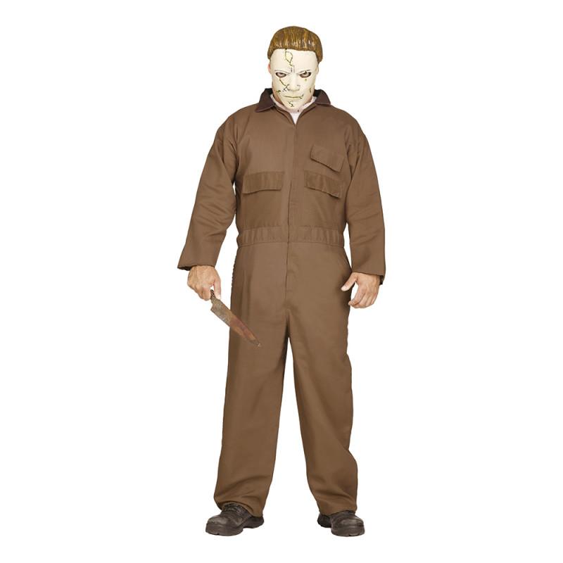 Michael Myers Maskeraddräkt - One size