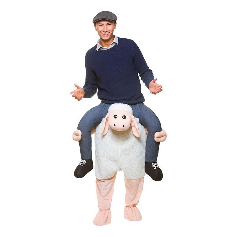 Carry Me Får Maskeraddräkt - One size