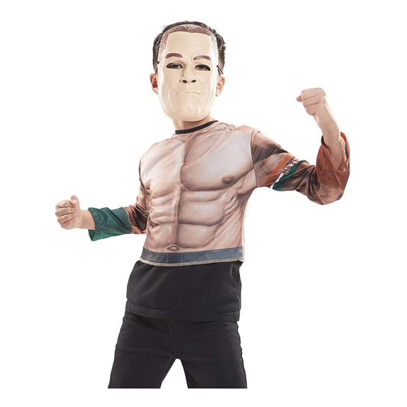 WWE John Cena Barn Maskeraddräkt - One size