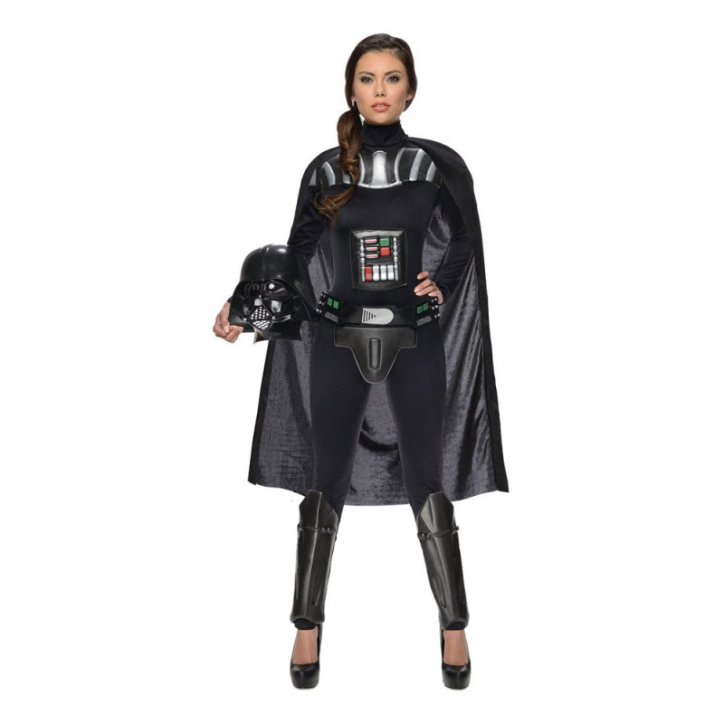 Darth Vader Tjej Maskeraddräkt - X-Small
