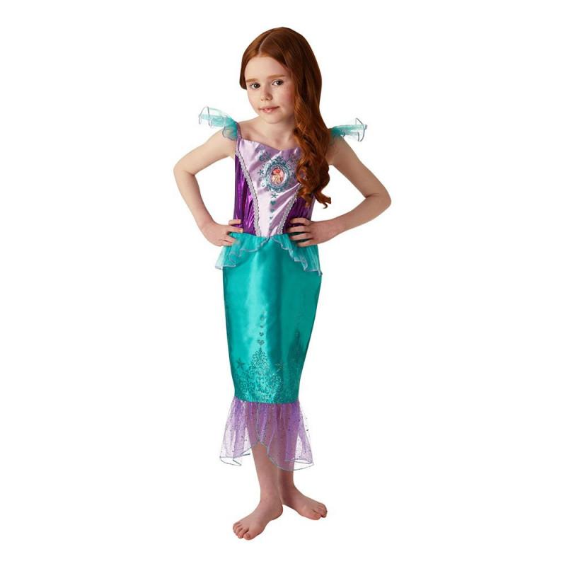 Prinsessan Ariel Barn Maskeraddräkt - Medium