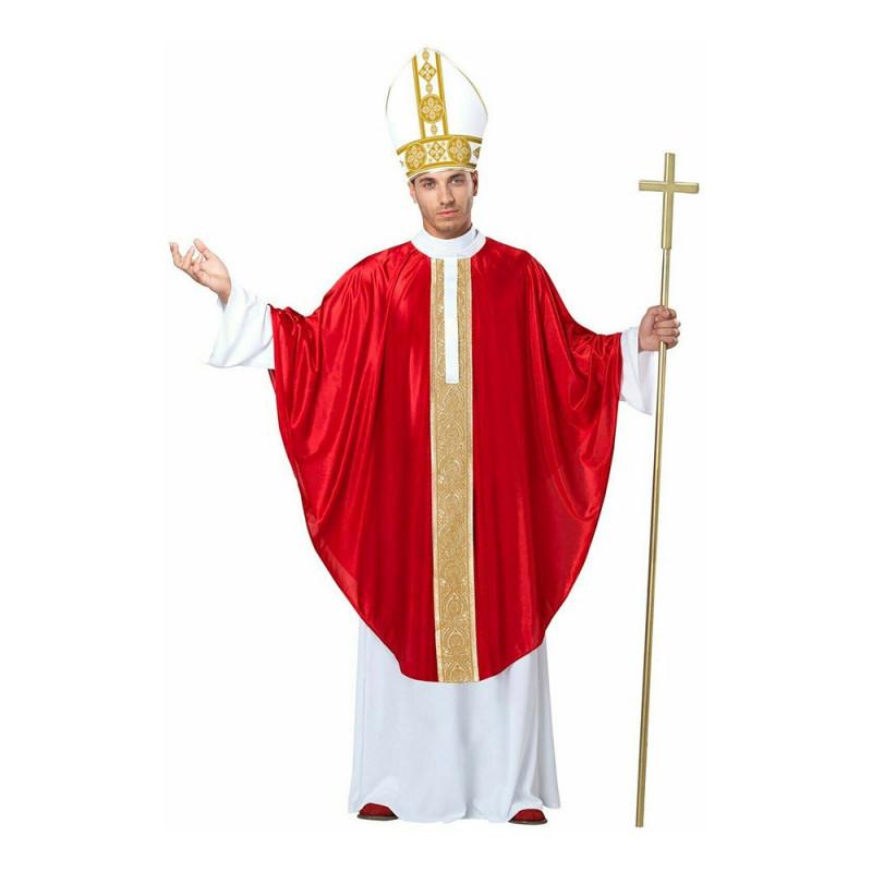 Påven Maskeraddräkt - Large/X-Large