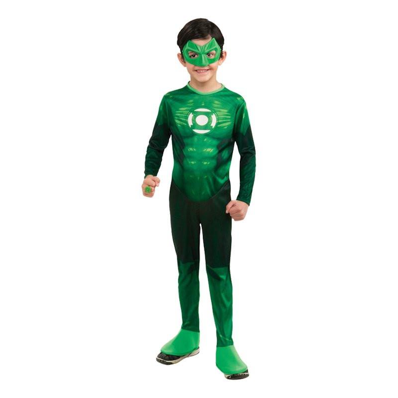 Hal Jordan Barn Maskeraddräkt - Small