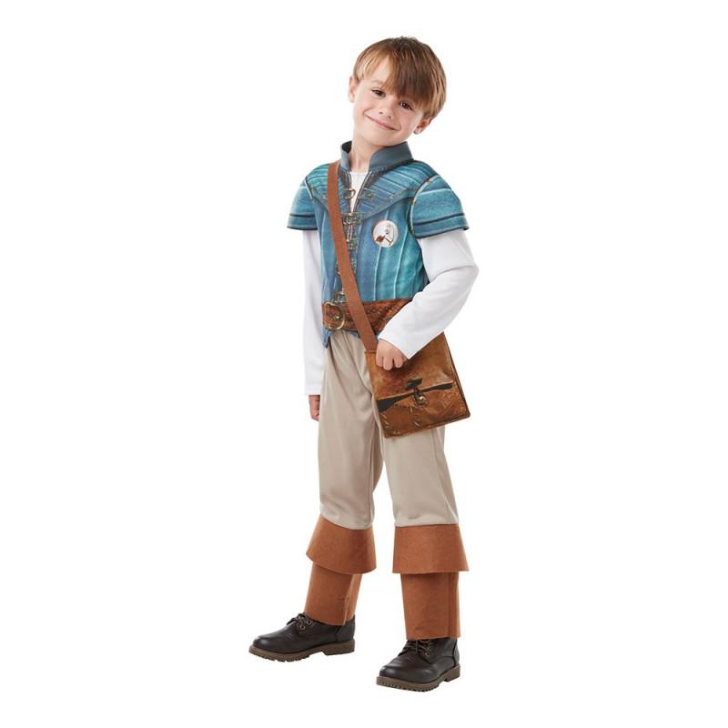 Disney Flynn Rider Barn Maskeraddräkt - Small