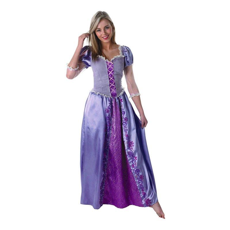 Disney Rapunzel Maskeraddräkt - Medium